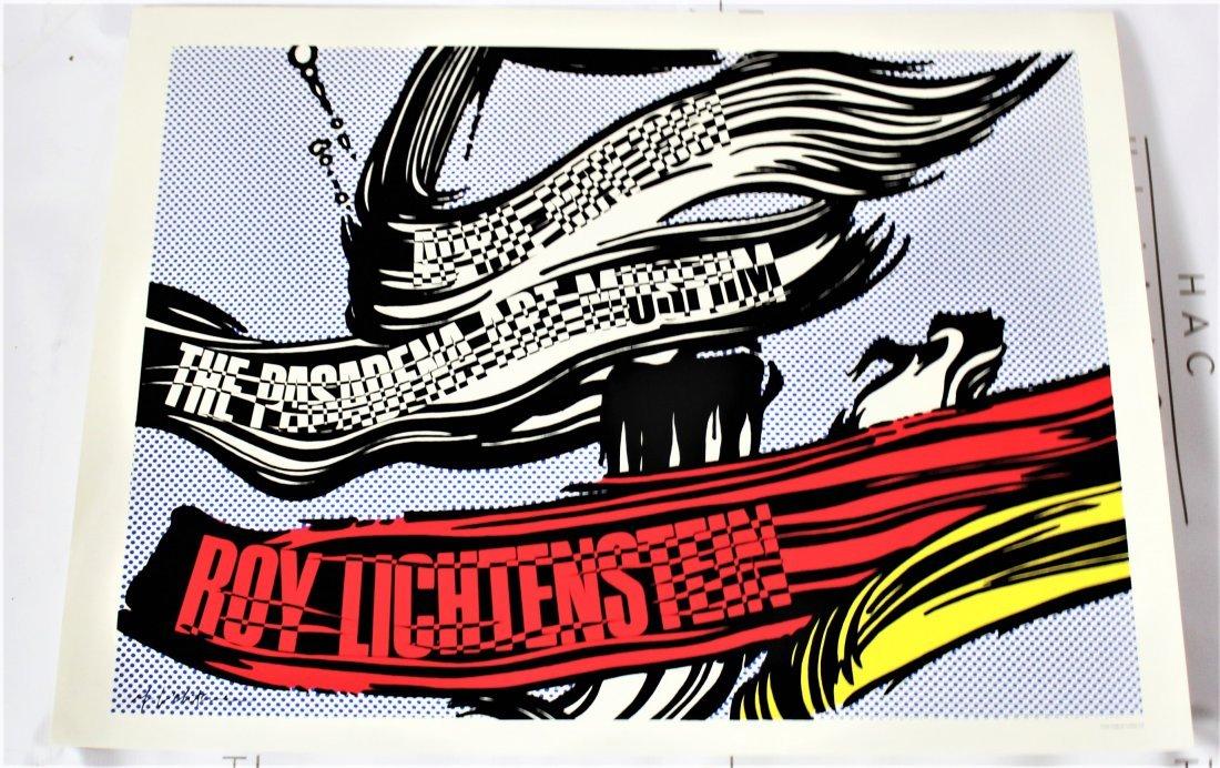 Roy Lichtenstein (American, 1923-1997) - 2