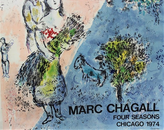 Marc Chagall (French, 1887-1985) - 2