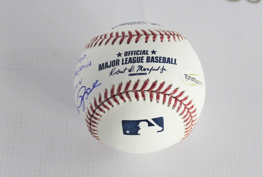 Baseball Signed by Pete Rose - 2