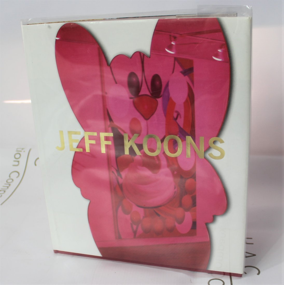 Book Signed by Jeff Koons - 3