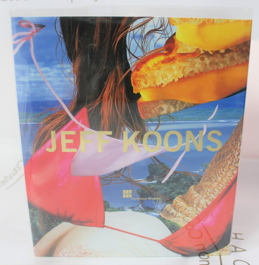 Book Signed by Jeff Koons - 4