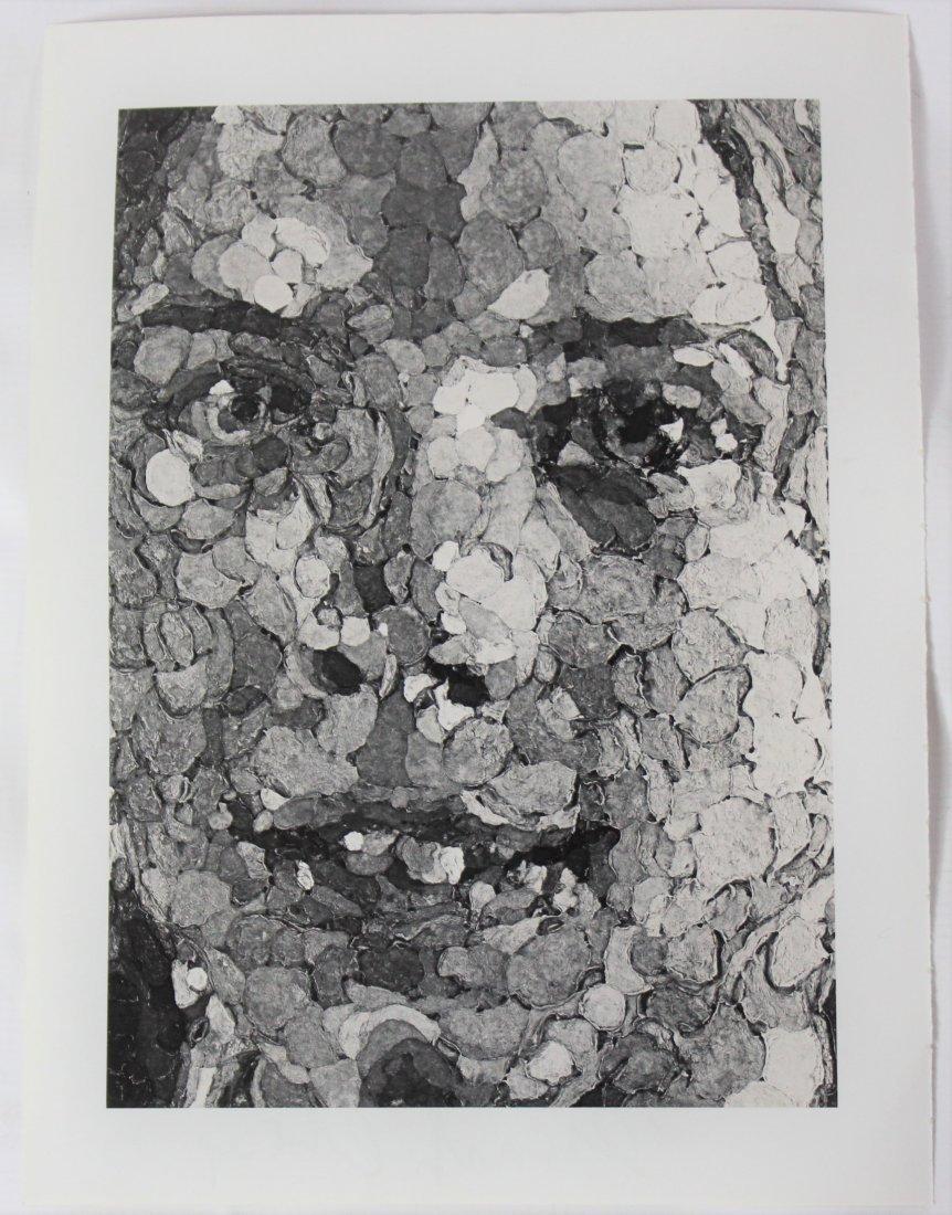 Chuck Close (American, 1940) - 2