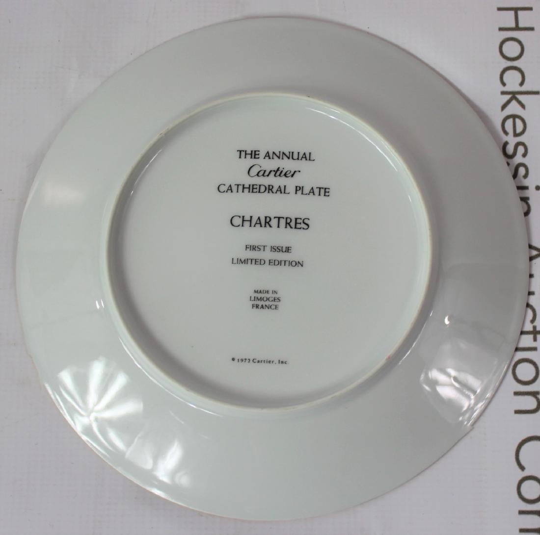 Cartier Plate - 3