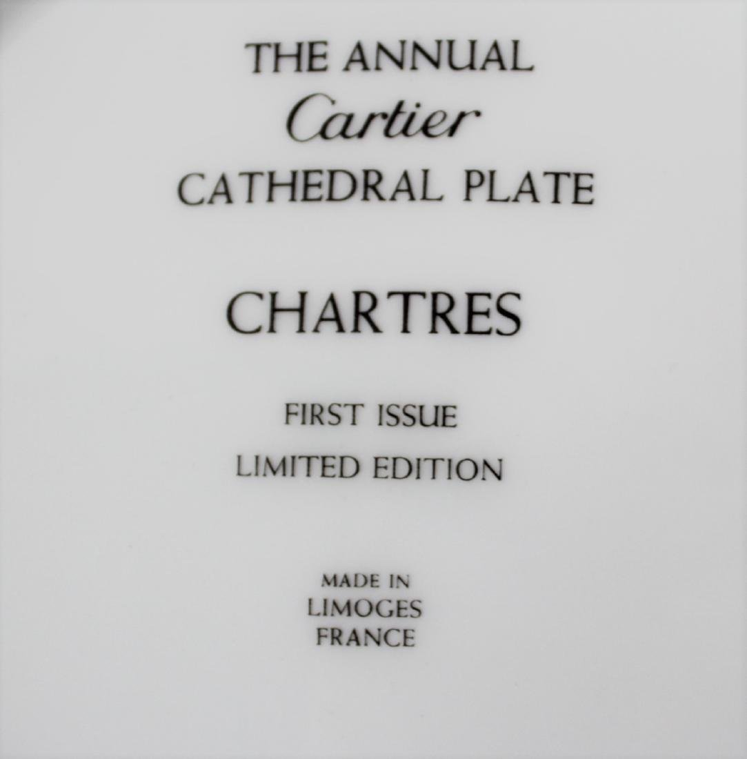 Cartier Plate - 4