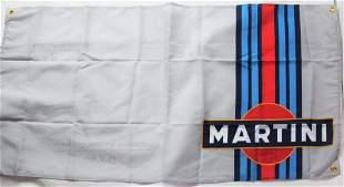 Porsche Martini Racing Banner