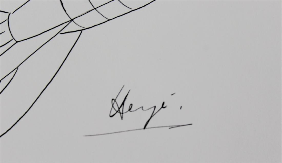 Georges Remi (Belgian, 1907-1983) - 3