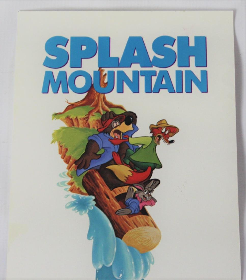 Walt Disney World Poster - 2