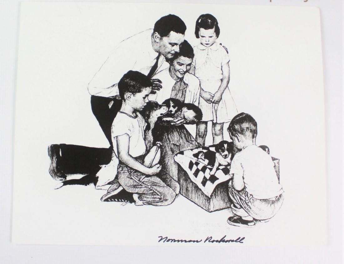 Norman Rockwell (American, 1894-1978)