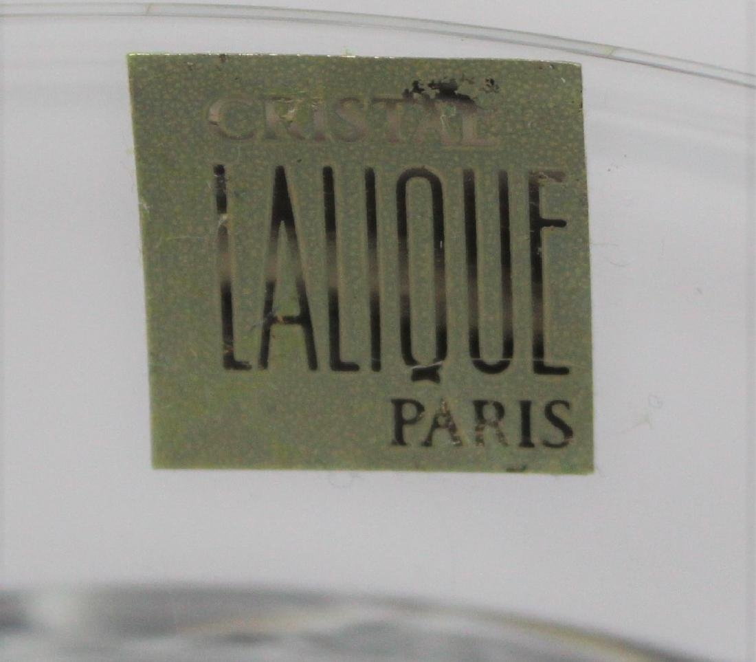 Lalique Crystal Plate - 2