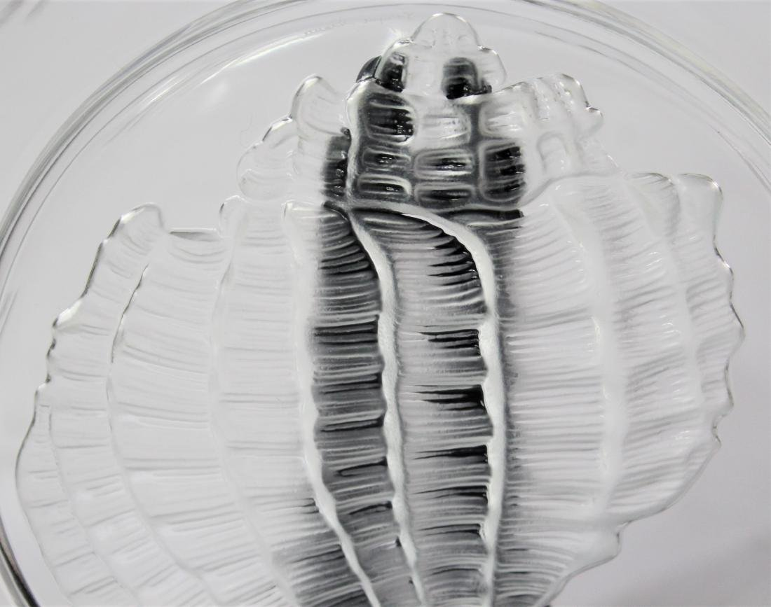 Lalique Crystal Plate - 3