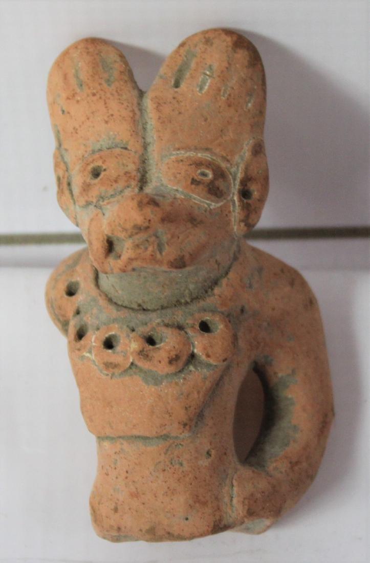 Pre-Columbian Statue