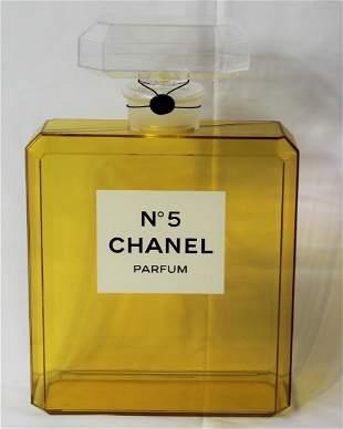 Chanel No. 5 Perfume Display