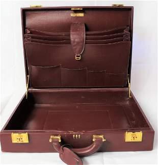 Cartier Briefcase