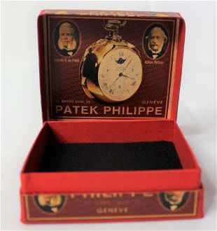 Patek Philippe Advertisement