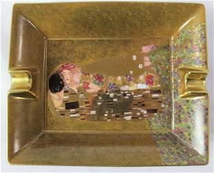 Gustav Klimt Ashtray