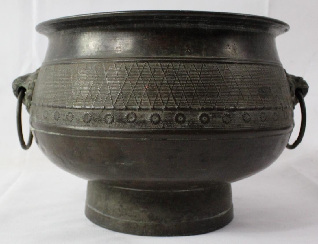 Chinese Han Dynasty Bowl - 2