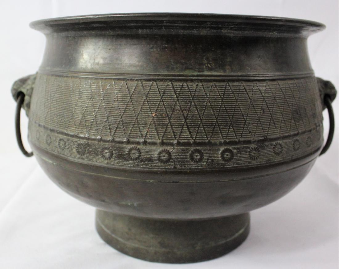Chinese Han Dynasty Bowl - 3