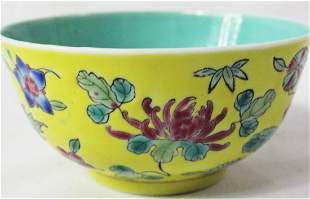 Chinese Jiang xi bowl