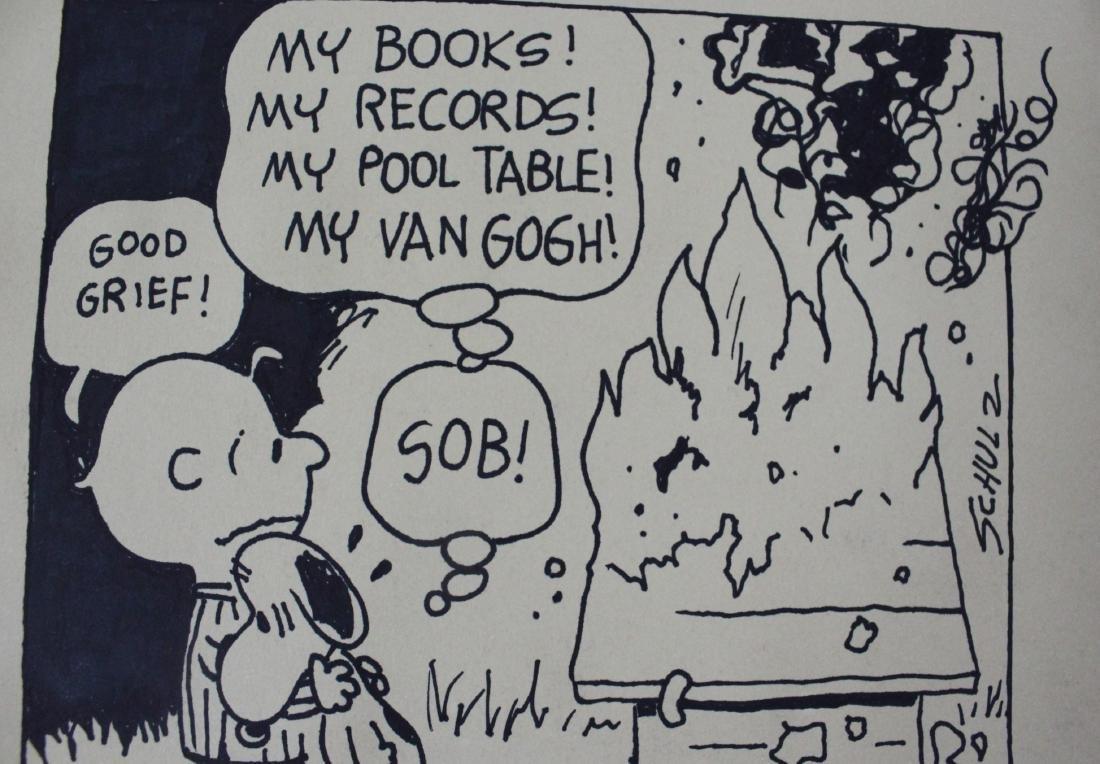 Charles Shulz Comic - 2