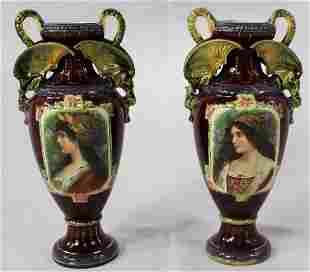 19th Century Vases