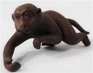 Chinese Monkey Statue
