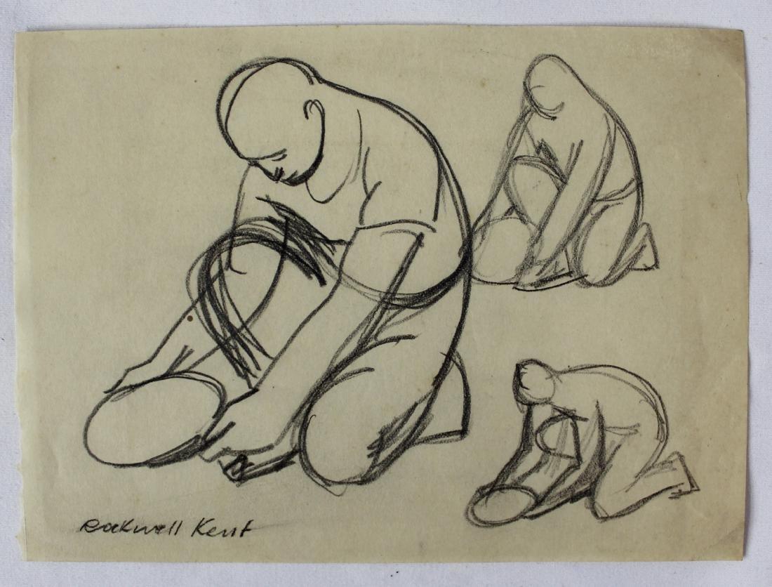 Rockwell Kent ( American, 1882- 1971)