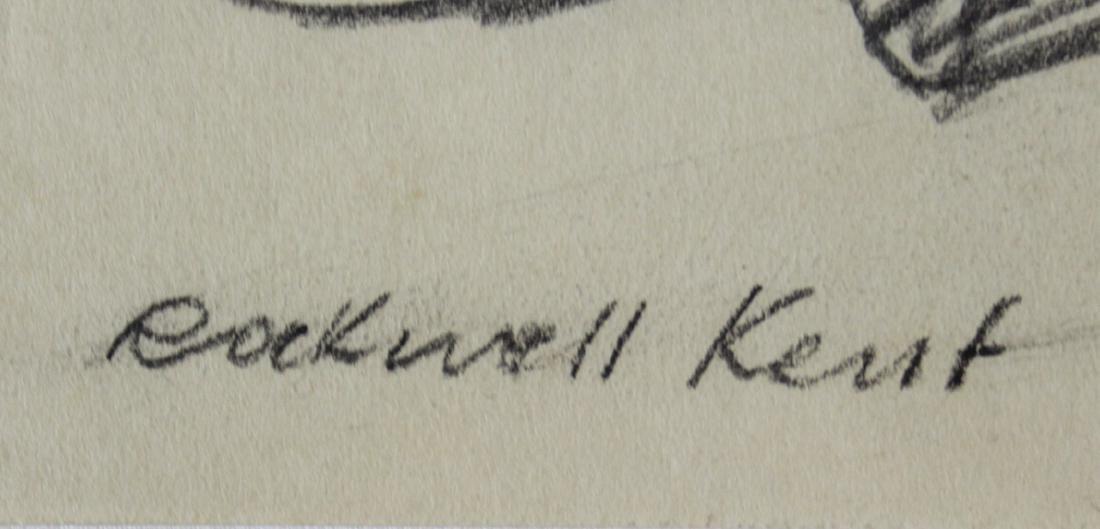 Rockwell Kent ( American, 1882- 1971) - 2