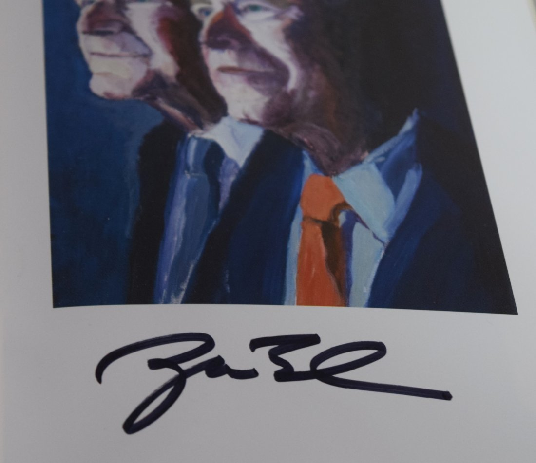 A Portrait of My Father, Signed, George W. Bush