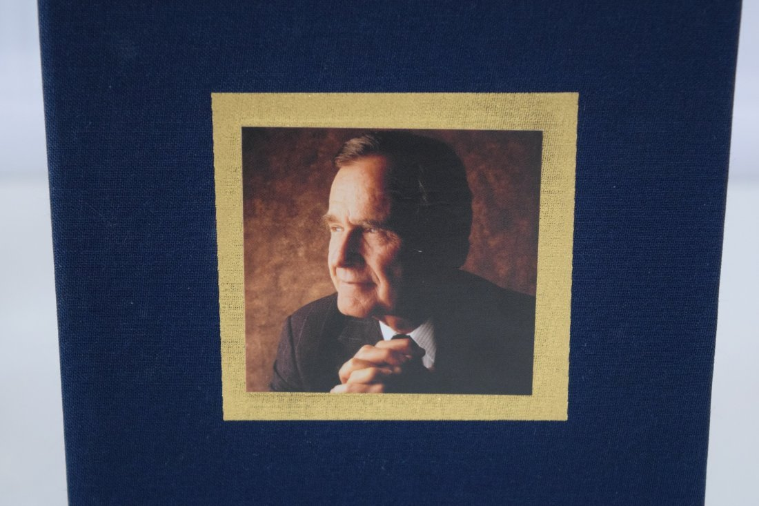 A Portrait of My Father, Signed, George W. Bush - 3