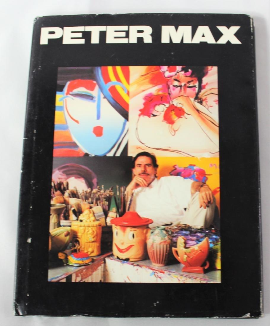 Peter Max (German, 1937) - 2