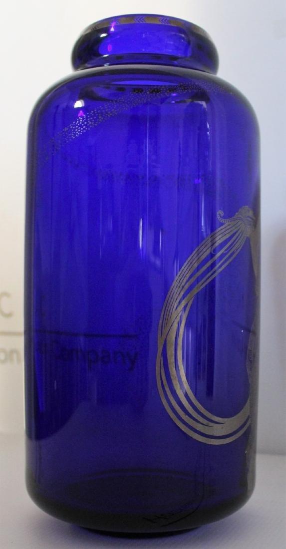 Erte Art Deco Vase - 2