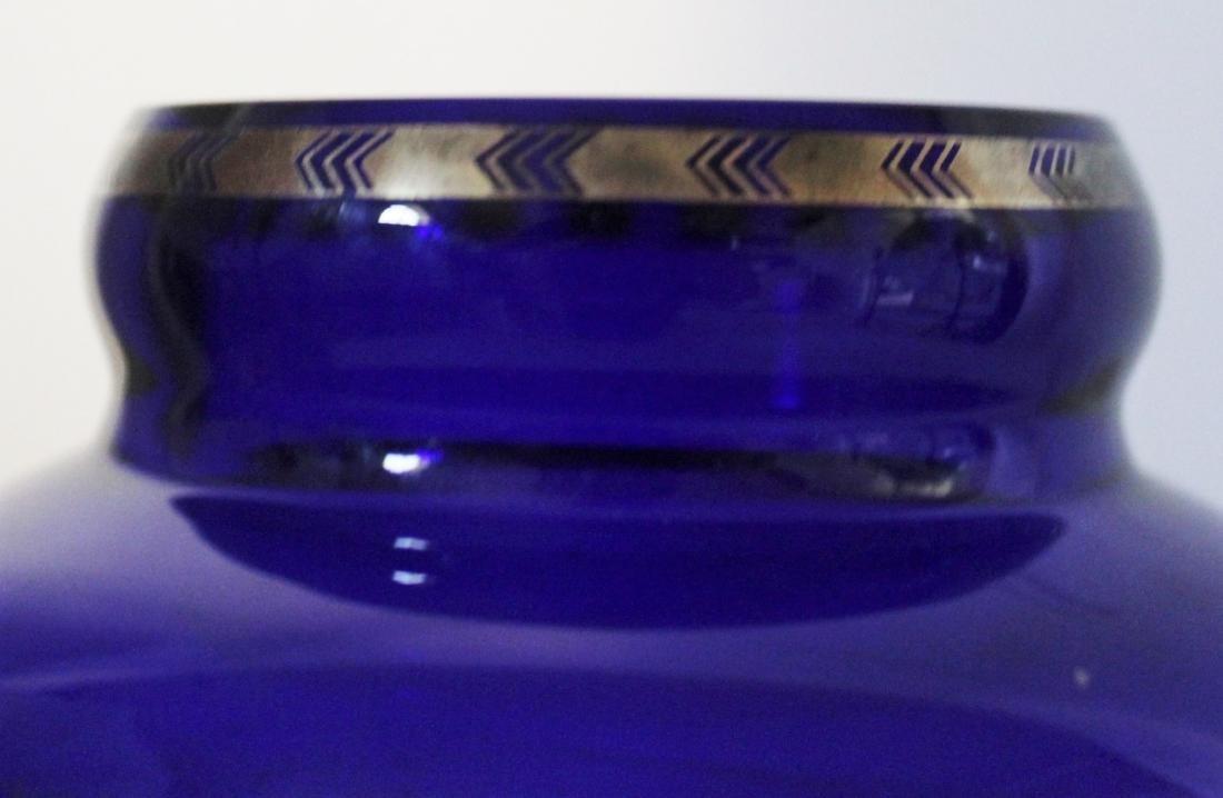 Erte Art Deco Vase - 4