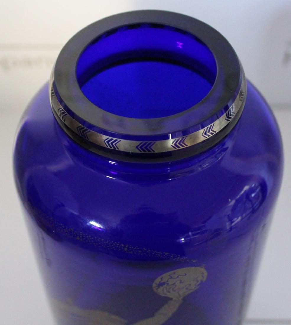 Erte Art Deco Vase - 5