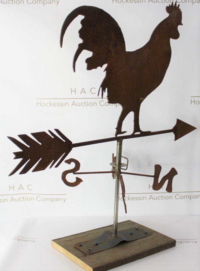 Rooster Weather Vane - 4