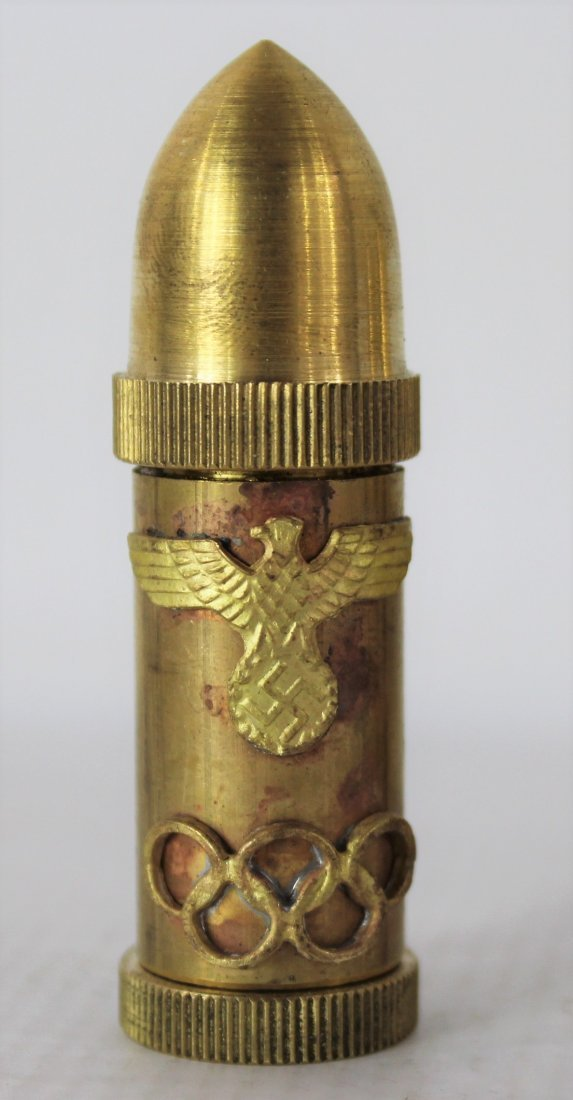 Olympic games lighter from Berlin 1936.