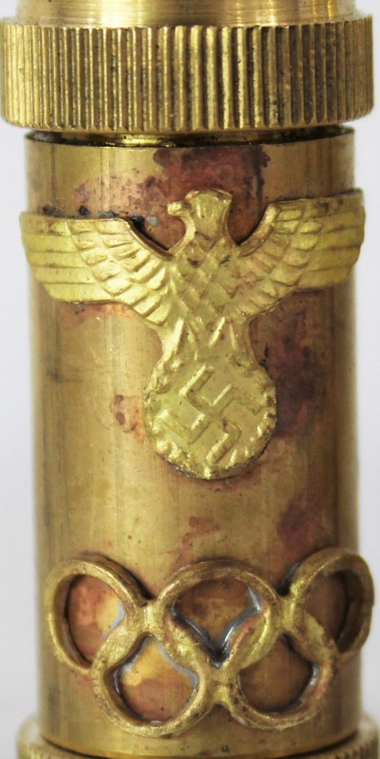 Olympic games lighter from Berlin 1936. - 2