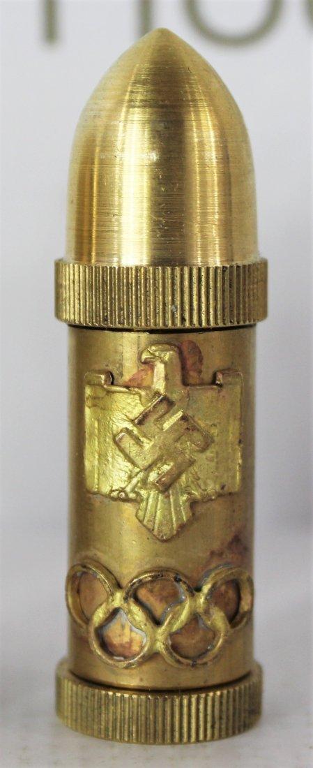 Olympic Games Lighter, Berlin 1936
