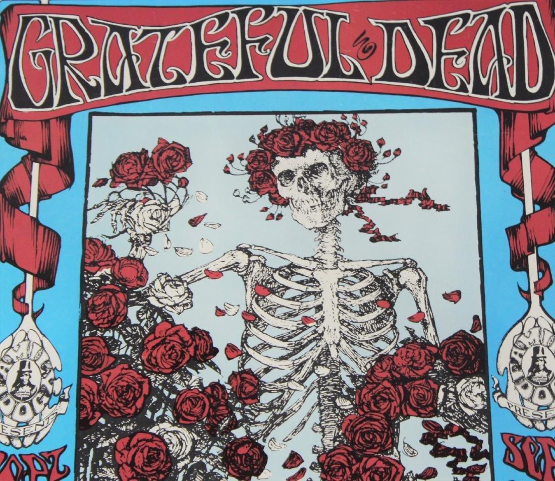 The Grateful Dead Poster - 2