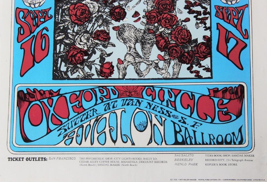 The Grateful Dead Poster - 3