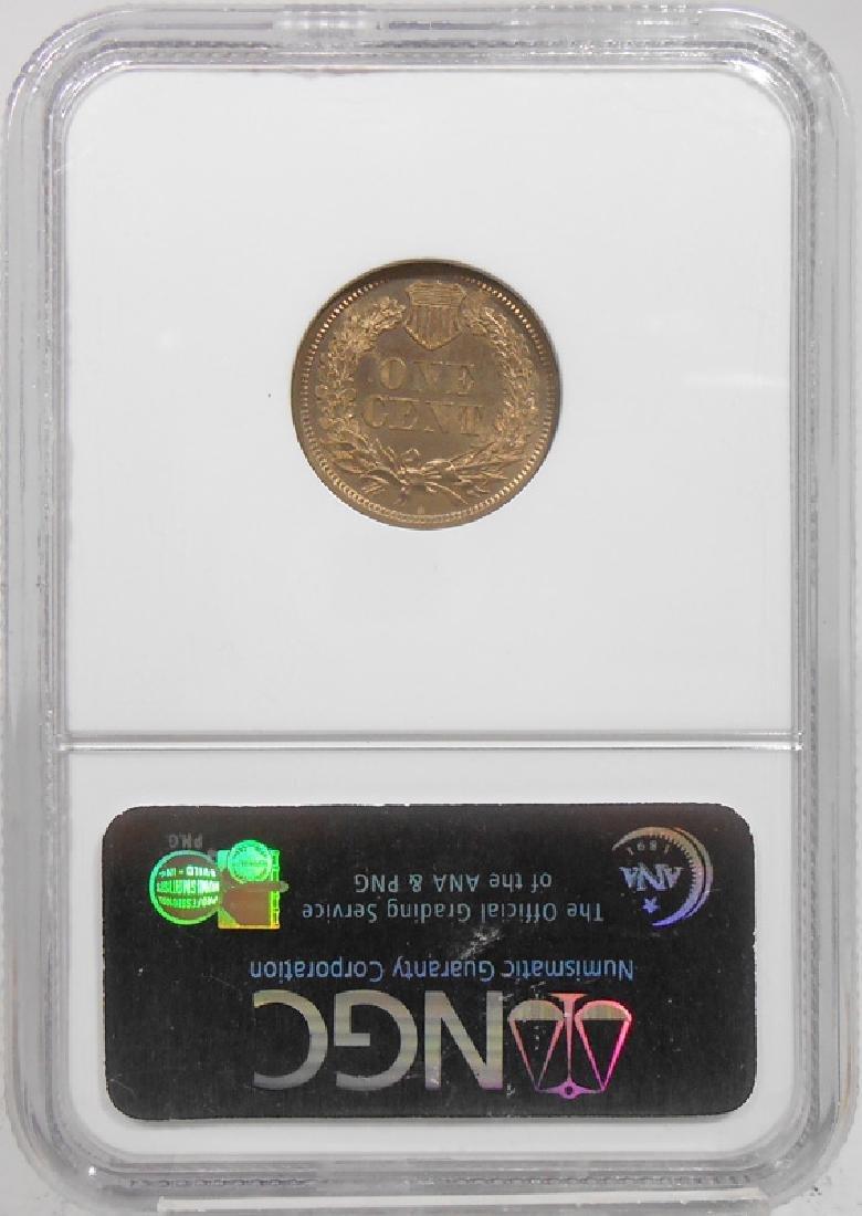 1862 1 CENT PF-65 - 2