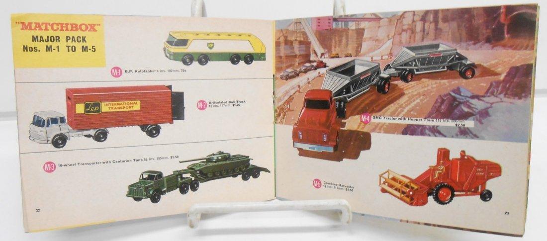 1960'S MATCHBOX CATALOGS & HANDBOOK - 10