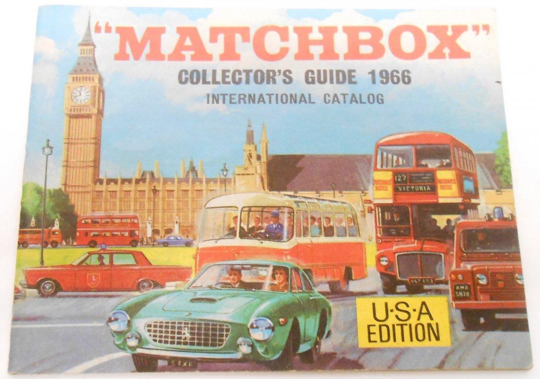 1960'S MATCHBOX CATALOGS & HANDBOOK - 5