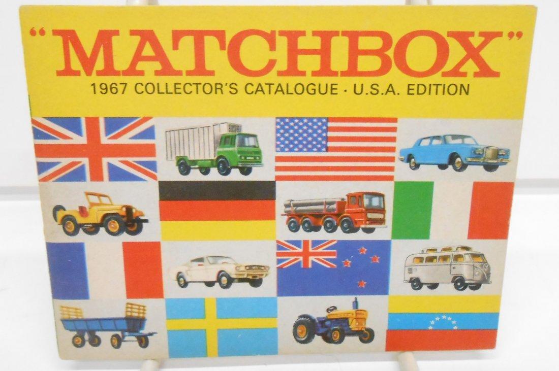 1960'S MATCHBOX CATALOGS & HANDBOOK - 7