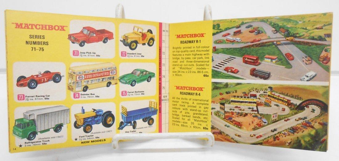 1960'S MATCHBOX CATALOGS & HANDBOOK - 8