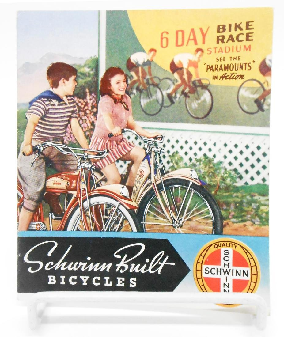 (3) BICYCLE CATALOGS - 2
