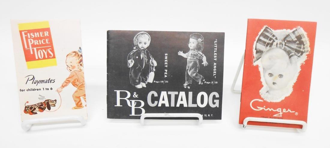 (8) TOY CATALOGS - 3