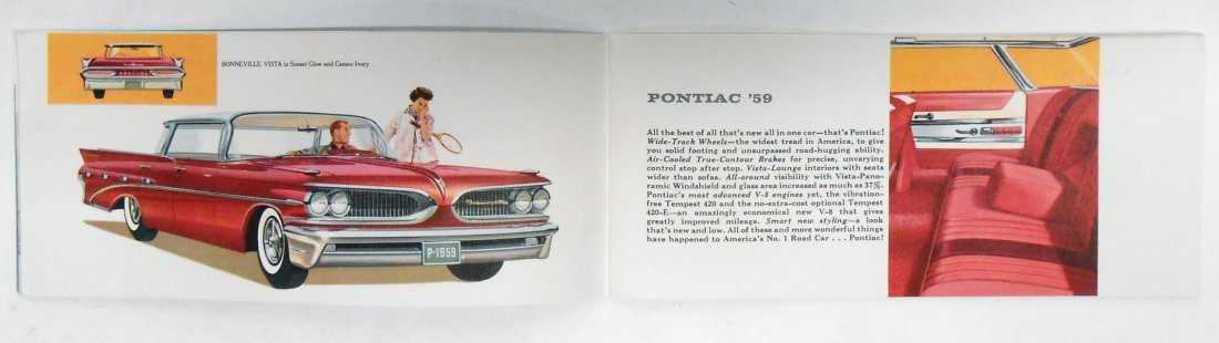 GENERAL MOTORS SALES BROCHURES (2) - 7
