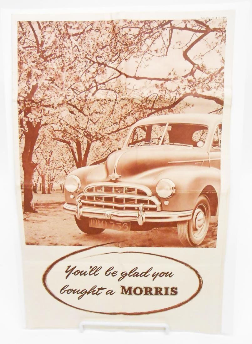 MORRIS VEHICLE BROCHURE