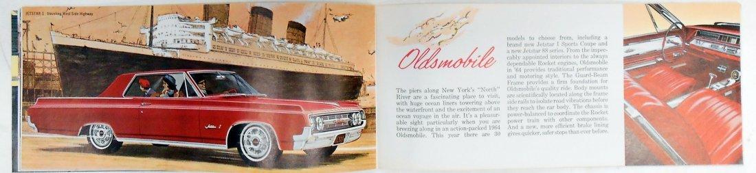 (2) 1965 GENERAL MOTORS BROCHURES - 8