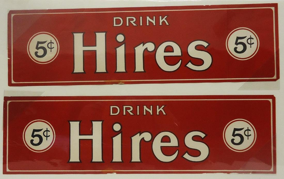 PAPER LITHO HIRES STRIP SIGNS (2)